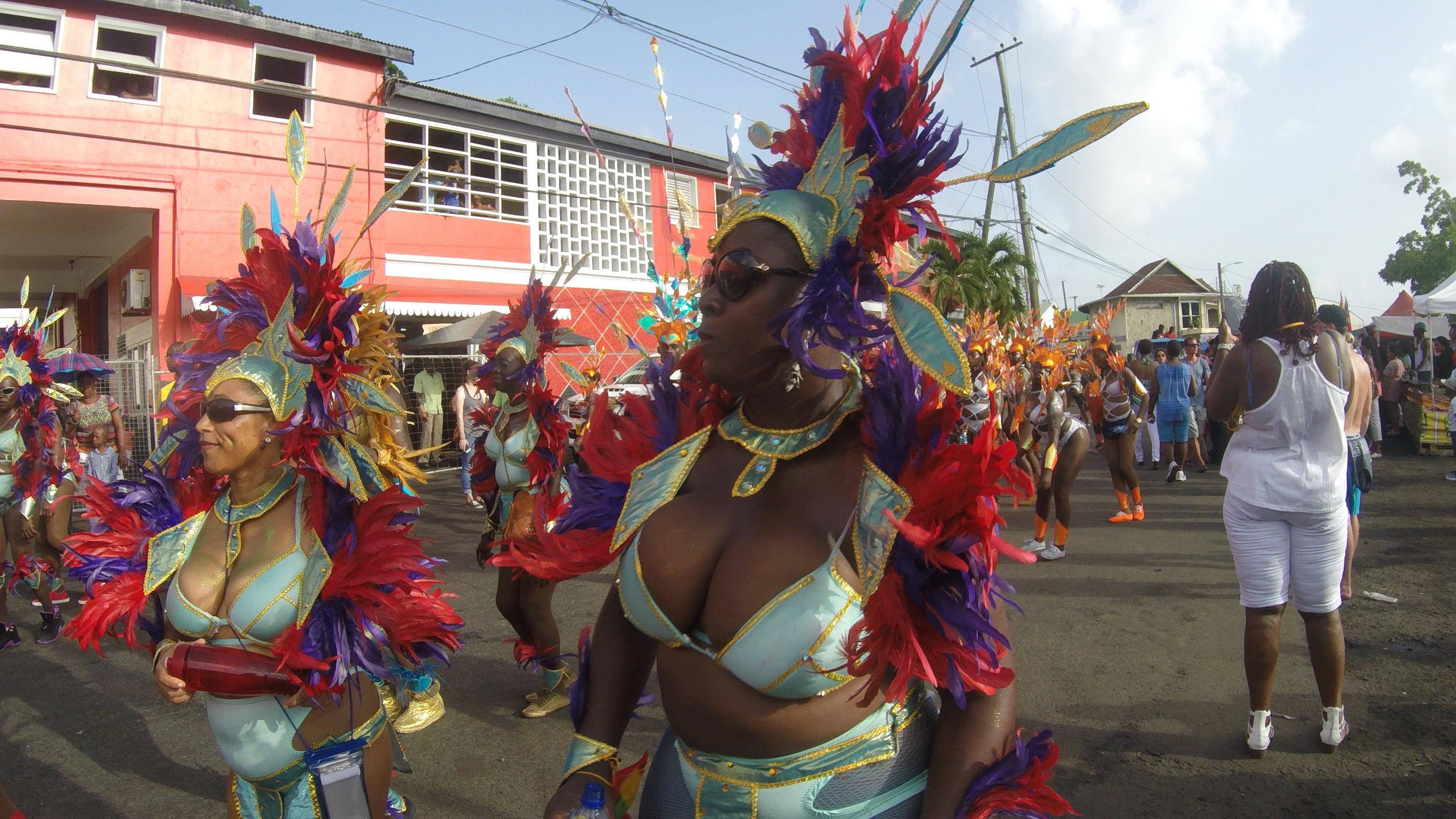 The Grenada Carnival David Cross International Travel Blog
